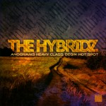 The Hybridz – Anograms E.P